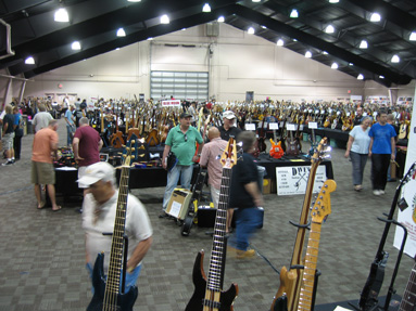Chicago Guitar Show